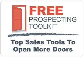 FREE Prospecting Toolkit