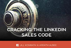 eBook: Cracking the LinkedIn Sales Code