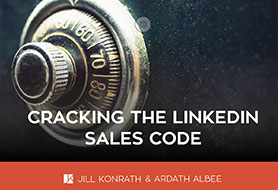 eBook: Cracking the LinkedIn Sales Code