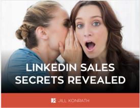 LinkedIn Sales Secrets Revealed